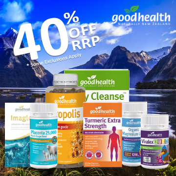 Good Health - 40% OFF RRP
