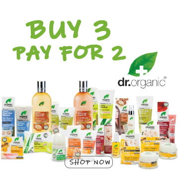 Dr.Organic - 3 for 2