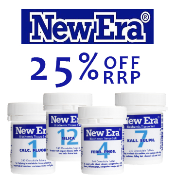 New Era - 25% Off RRP