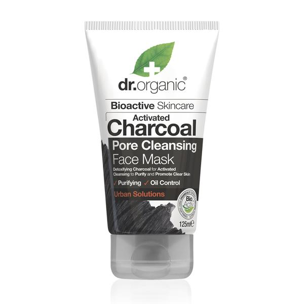 Dr.Organic Charcoal Cleansing Face Mask