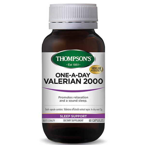 Thompsons Valerian 2000 one-a-day