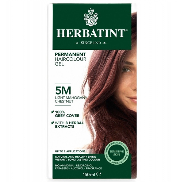 Herbatint Light Mahogany Chestnut 5M