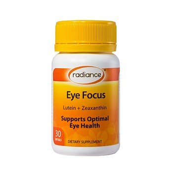 Radiance Eye Focus with Lutein 20mg  (