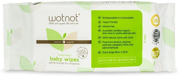 Best Natural Baby Wipes Australia