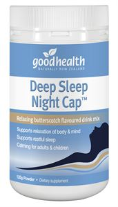 Good Health Deep Sleep Night Cap