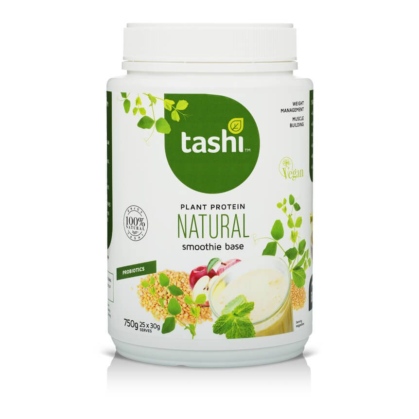 TASHI™ Superfoods Plant Protein Natural