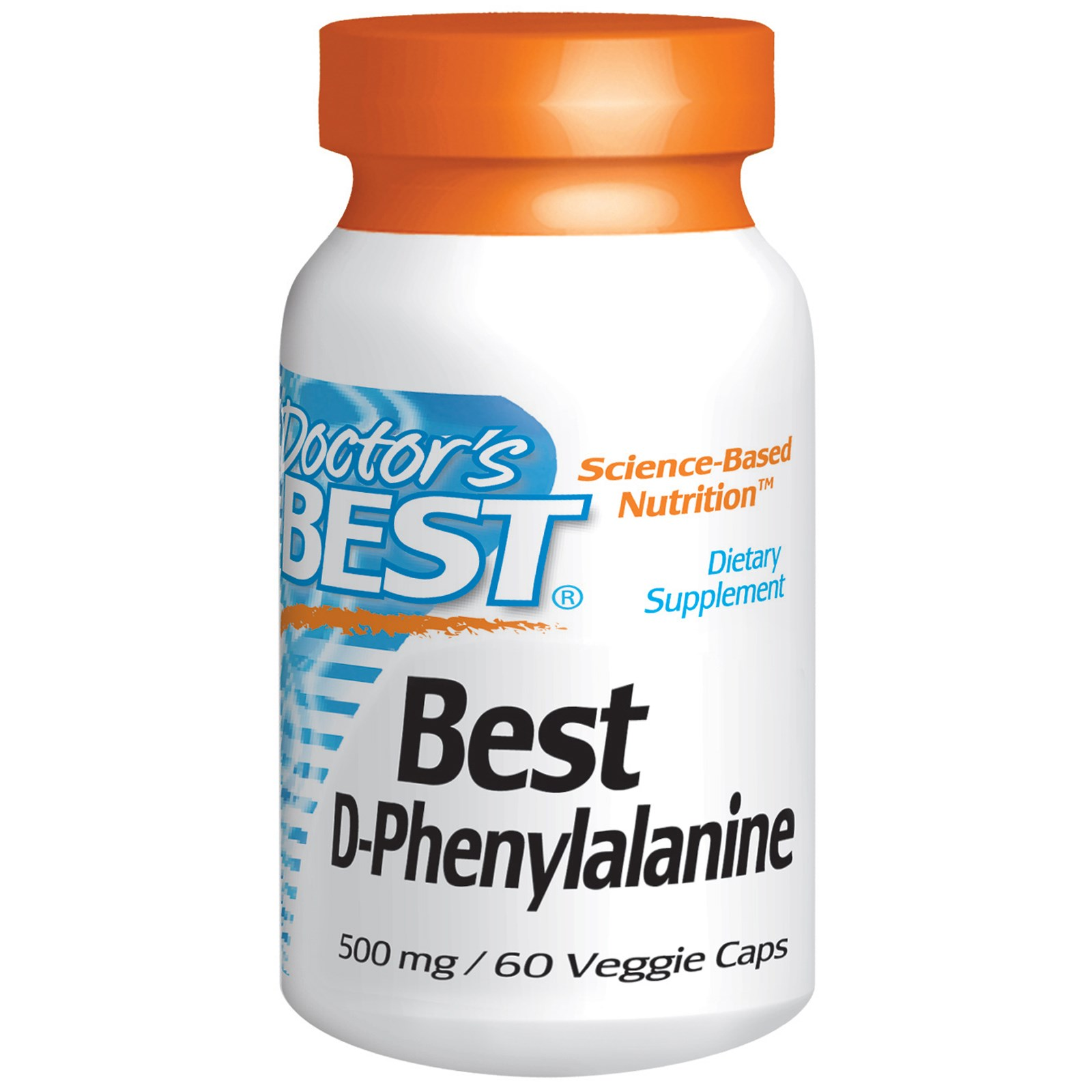 Doctor\'s Best - D-Phenylalanine