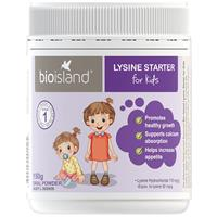 Bio Island Lysine Starter for Kids 150g