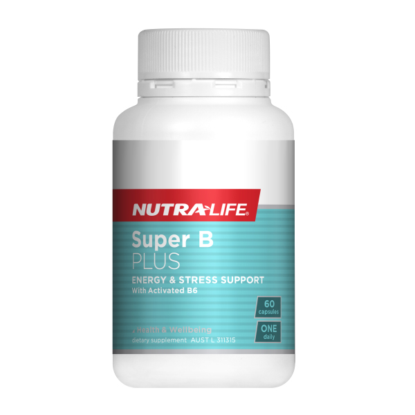 Nutra-Life Super B Plus