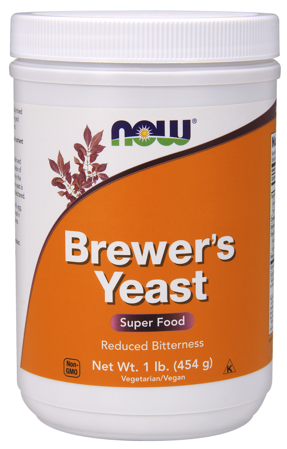 NOW Brewers Yeast