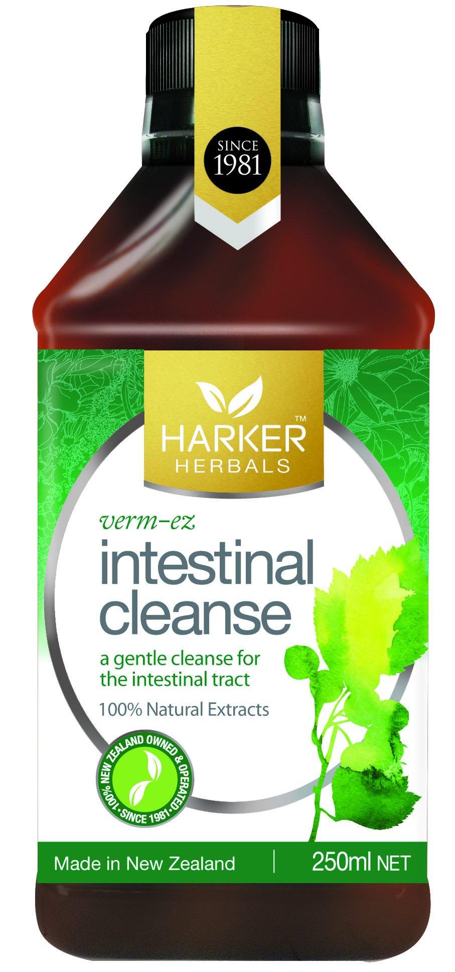 Harker Herbals Intestinal Cleanse