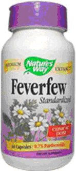 Natures way Feverfew