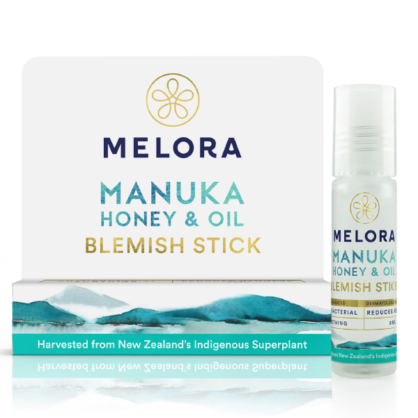 Melora Manuka Honey & Oil Blemish Stick