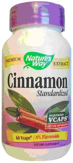 Natures Way Cinnamon