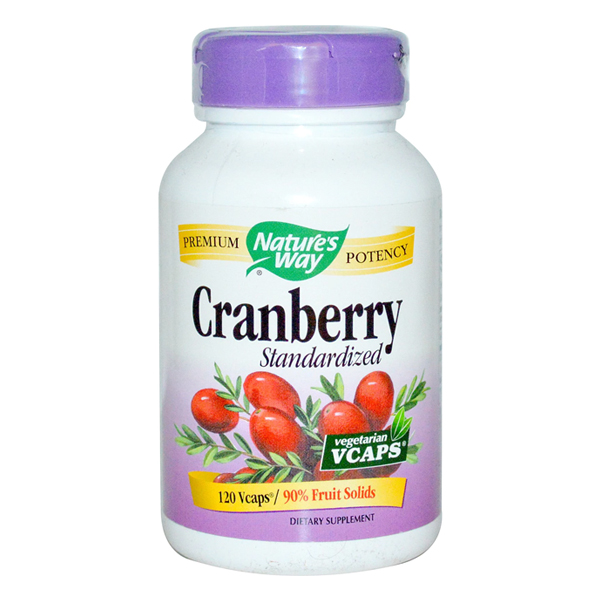 Natures Way Cranberry Standardized