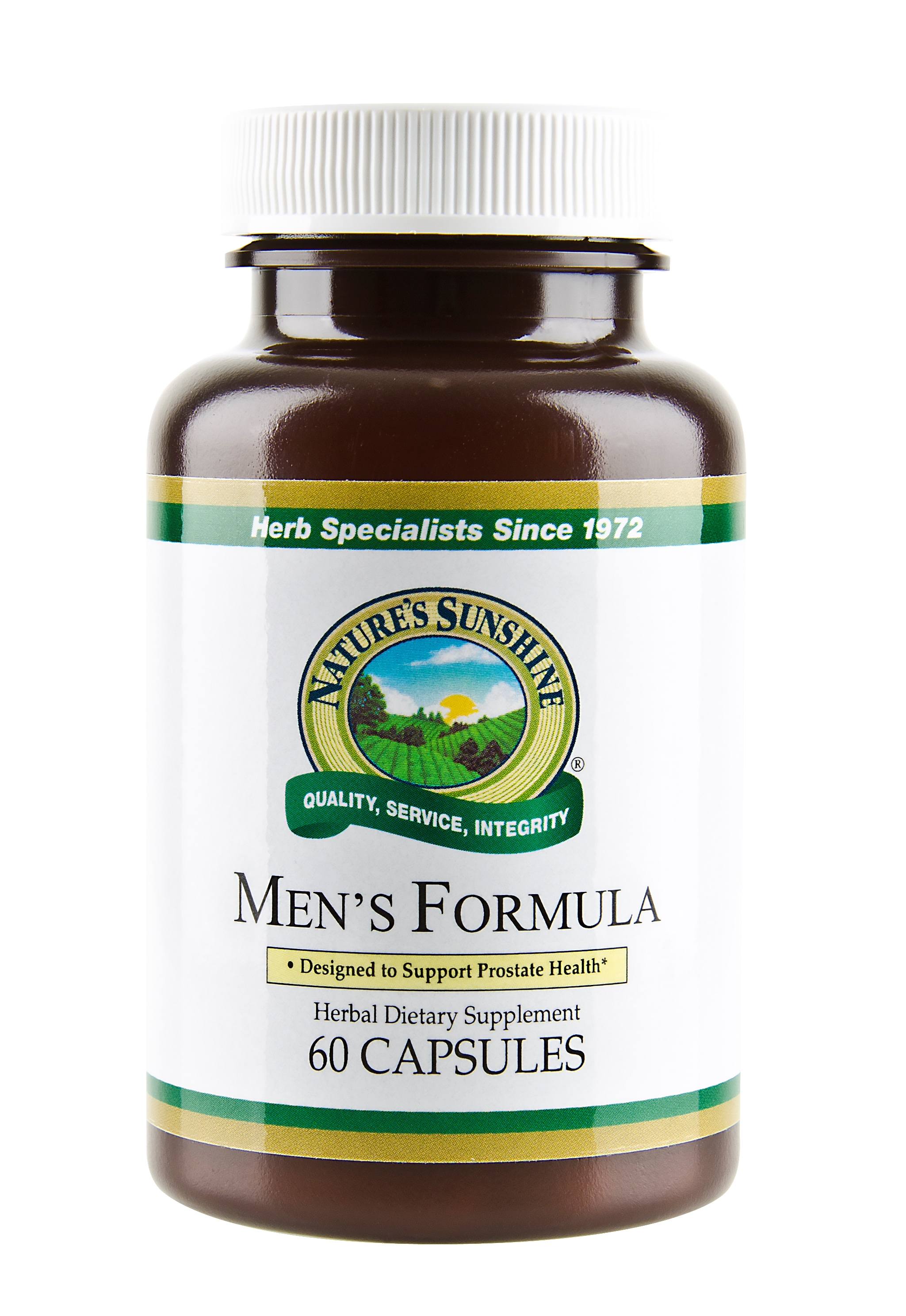 Nature\'s Sunshine Men\'s Formula