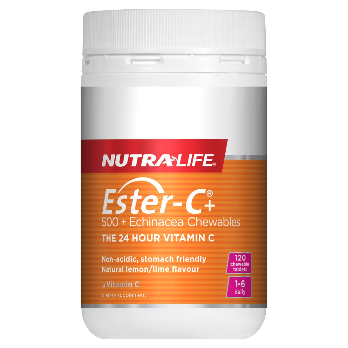 Nutra-Life Ester-C Echinacea Chewables