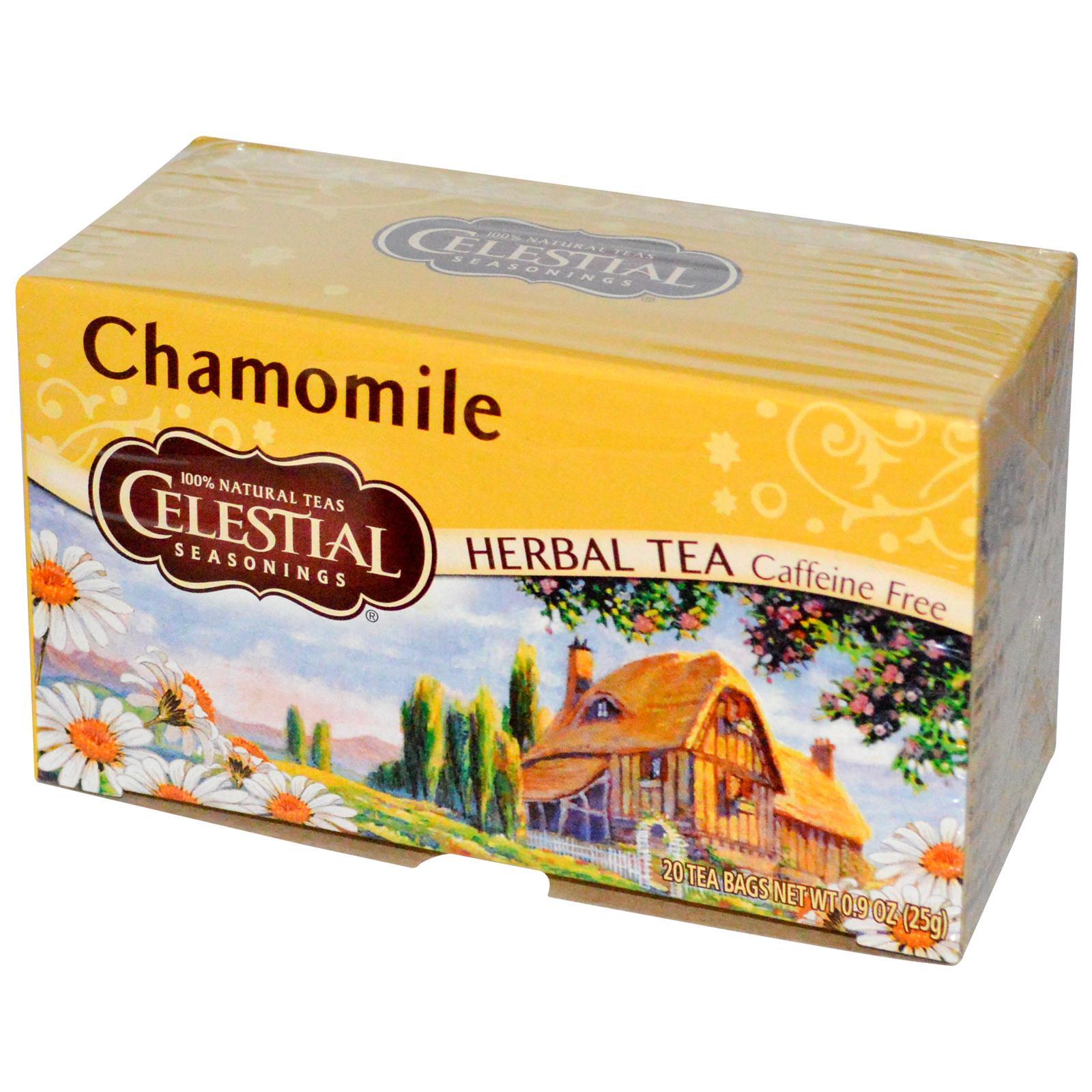 Buy Celestial Seasonings Herbal Tea Caffeine Free