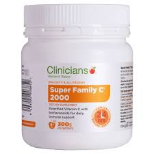 Clinicians Super Family C 2000 Powder