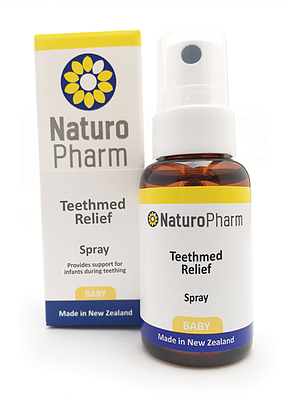 Naturo Pharm Teethmed Relief (Alcohol Free)