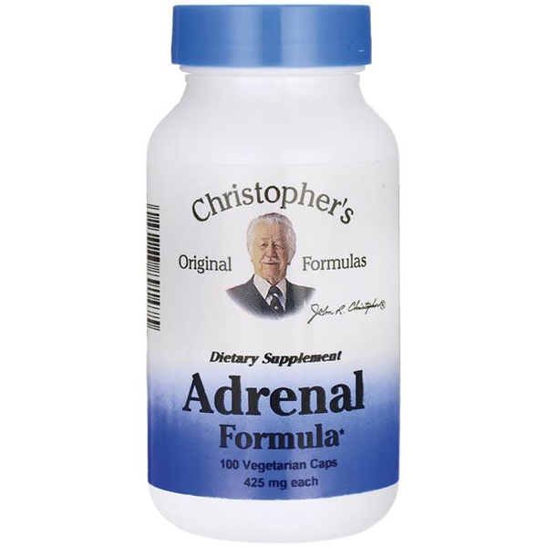 Christopher\'s Adrenal Formula