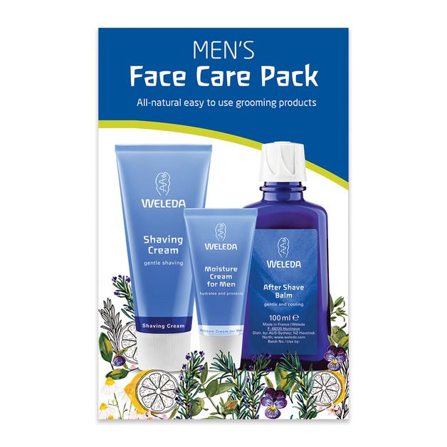 6c53f02e89e8 Weleda Men's Face Care Pack