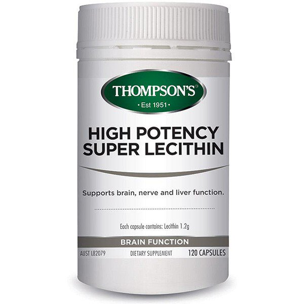 Thompsons Super Lecithin