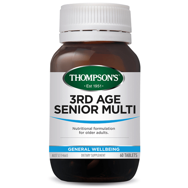 Thompson\'s 3rd Age Senior Multi