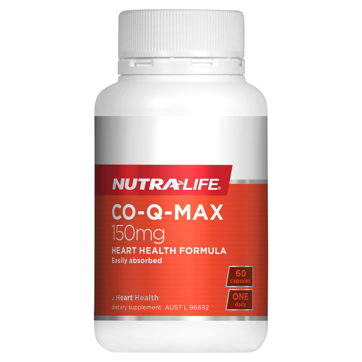 Nutra-Life Co-Q Max