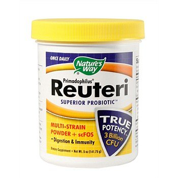 Natures Way Primadophilus Reuteri Powder (Refrigerate)