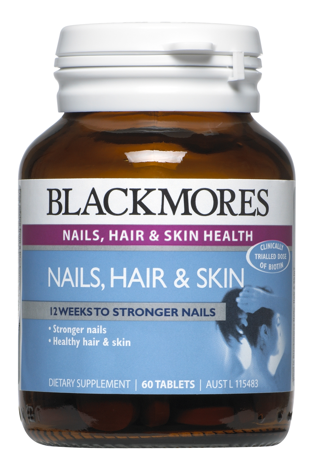 Buy Blackmores Nails Hair Amp Skin Online 60 Tabs