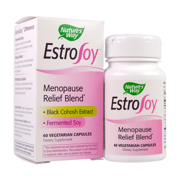 Nature\'s Way EstroSoy Menopause Relief Blend
