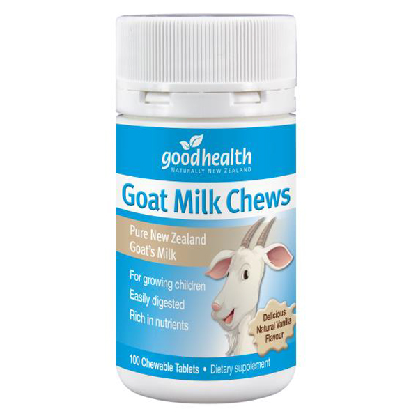 Good Health Goat Milk Chews