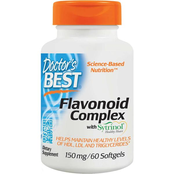 Doctor\'s Best - Flavonoid Complex with Sytrinol 150mg