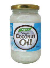 Chantal Organics Virgin Coconut Oil