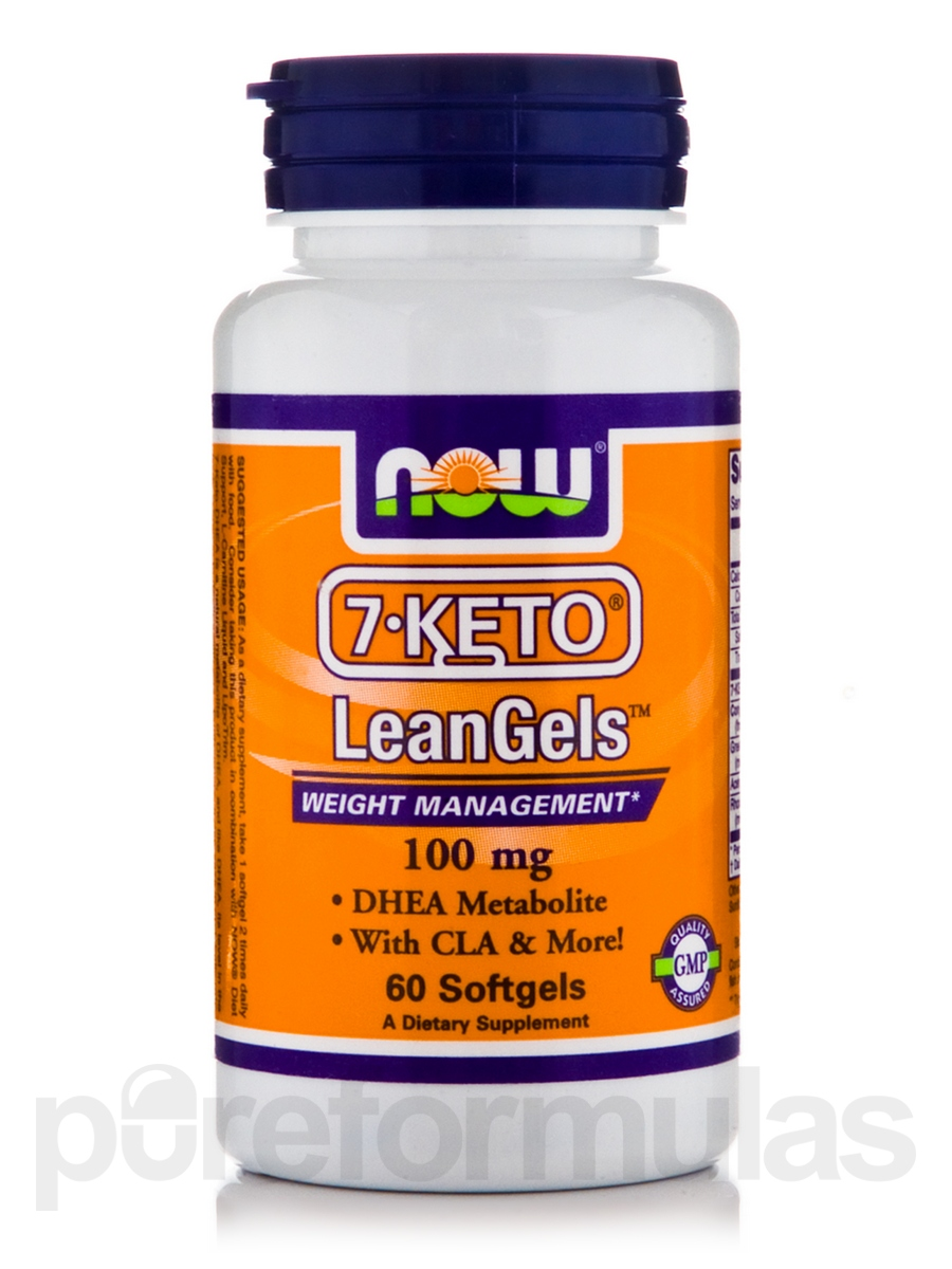 NOW 7-Keto Lean Gels 100mg