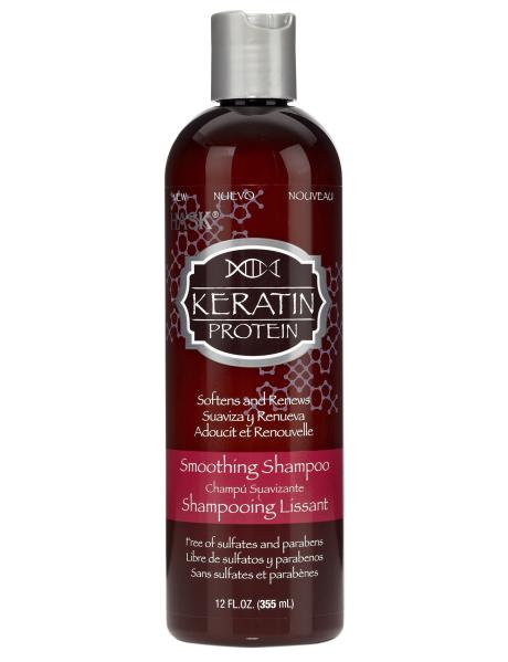 Buy Hask Keratin Protein Smoothing Shampoo Online 355ml