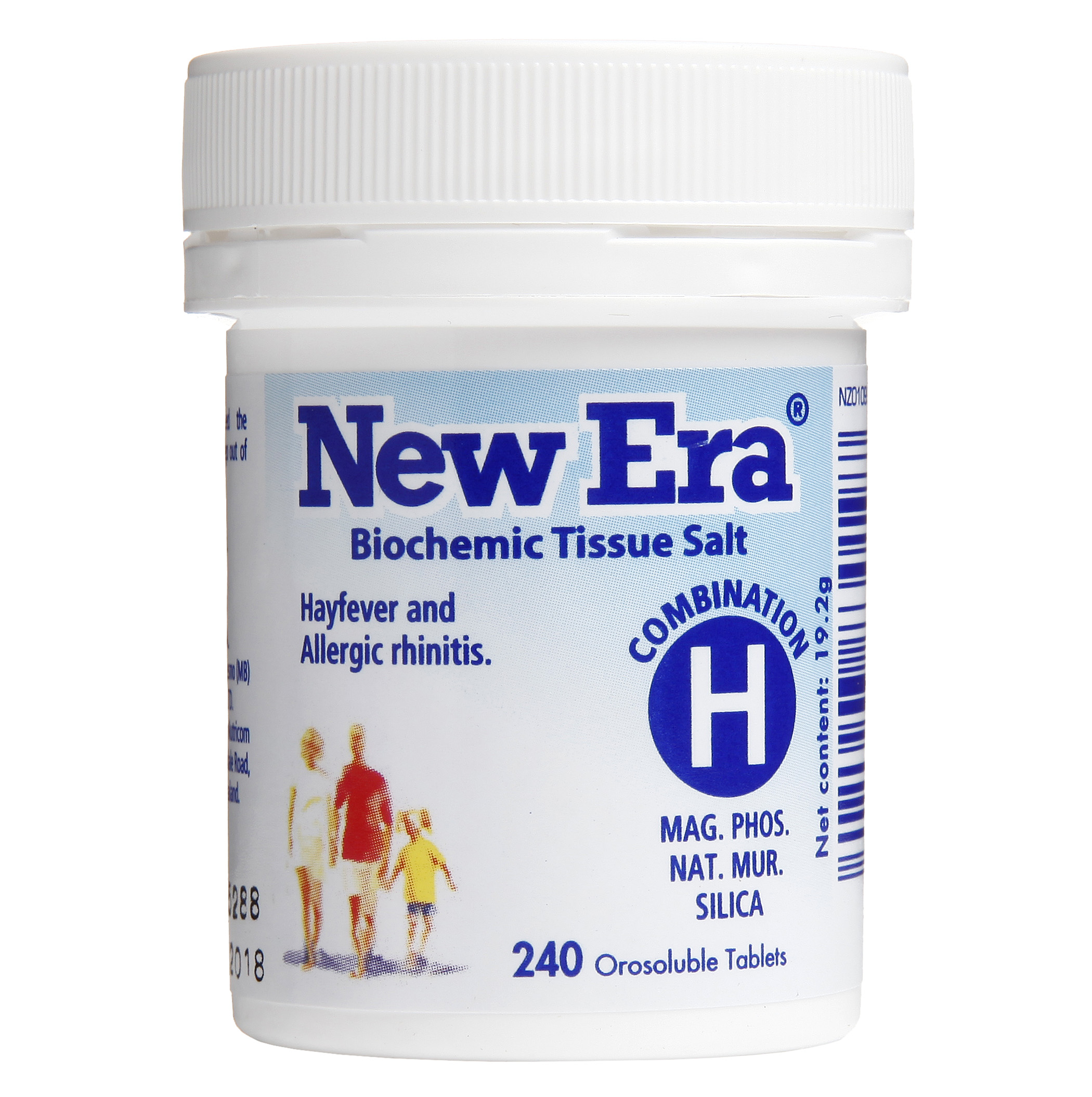 New Era Combination H Mineral Cell Salts
