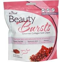 Neocell Beauty Bursts Gourmet Collagen Soft Chews - Super Fruit Punch