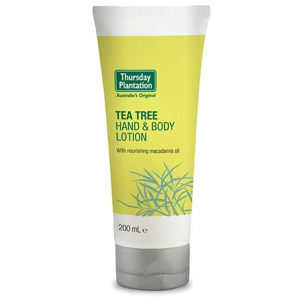 Thursday Plantation Tea Tree Hand & Body Lotion