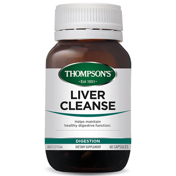 Thompson\'s Liver Cleanse