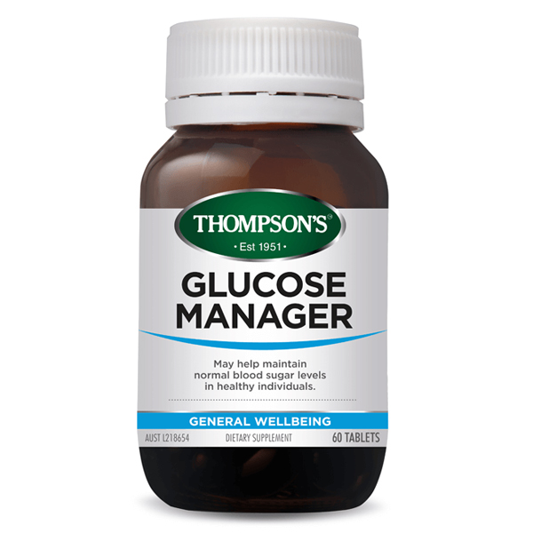 Thompson\'s Glucose Manager