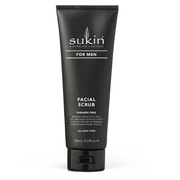 Sukin Men\'s Facial Scrub