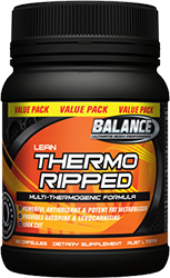 Balance Thermo Ripped Caps