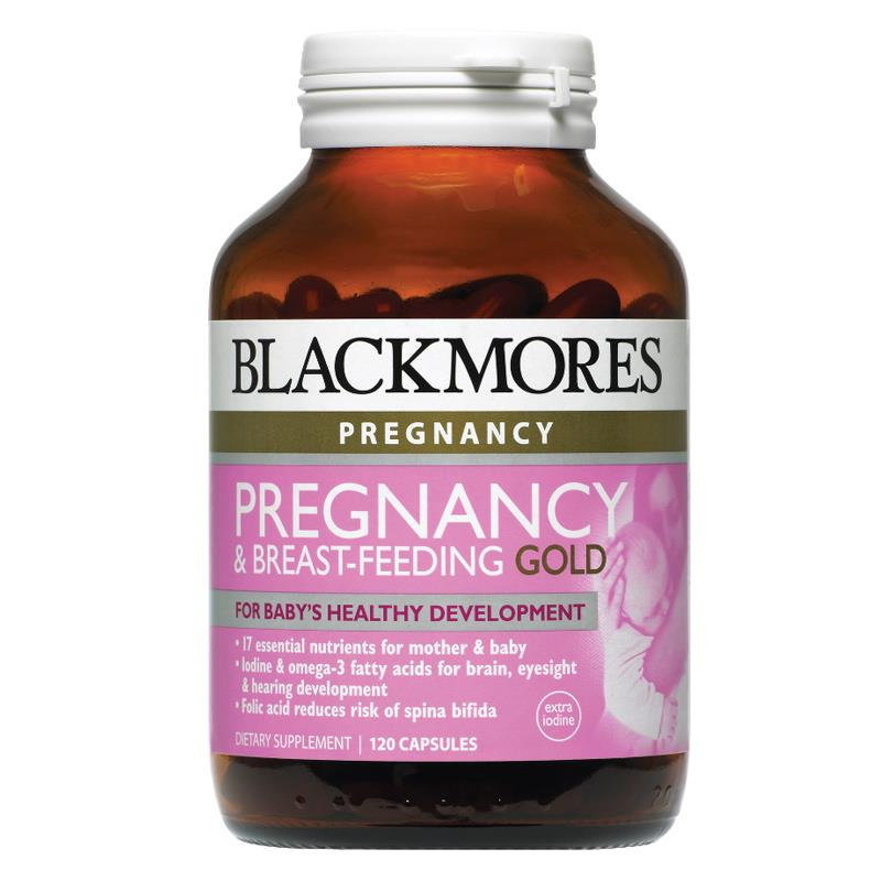 Blackmores Pregnancy & Breast-Feeding Gold