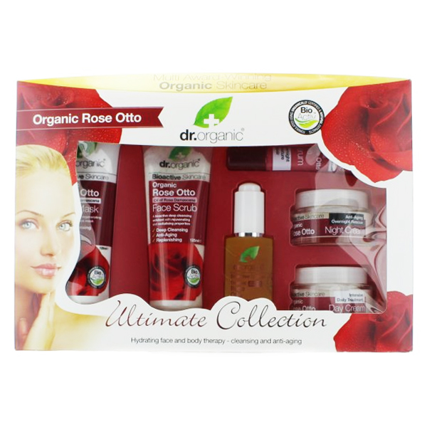 Dr.Organic Rose Otto Ultimate Collection Gift Pack