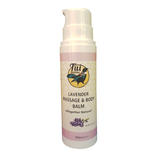 Tui Balms - Lavender Massage Balm Airless Pump Bottle