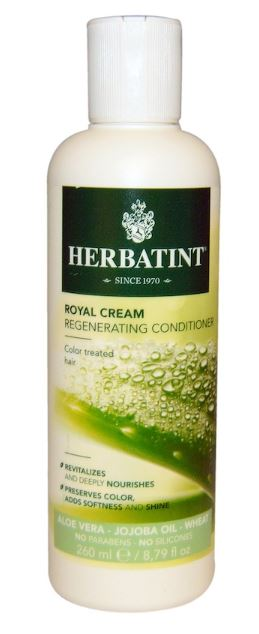 Herbatint Royal Cream Regenerating Conditioner