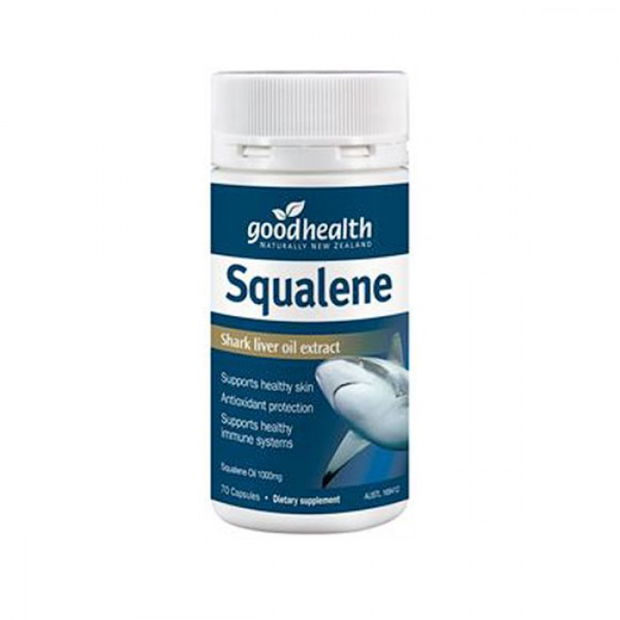 Good Health Squalene - Shark Liver Oil