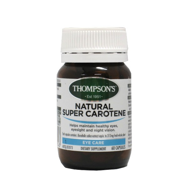 Thompsons Super Carotene Complete
